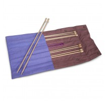 Maple Wood Knitting Needles Set Pony