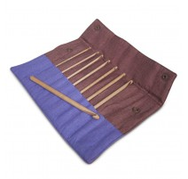 Maple Wood Crochet Hooks Set Pony