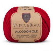Valeria di Roma Algodón Olé