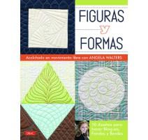 Figuras y Formas. Acolchado en movimiento libre con Angela Walters