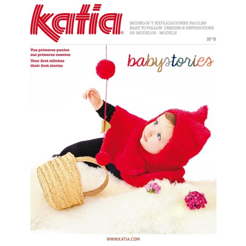 Katia Magazine Babystories Nº 5 - 2017-2018