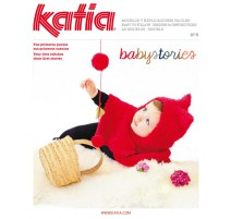Katia Knitting Magazine Babystories Nº 5 - 2017-2018
