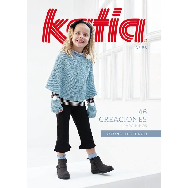 Revista Katia Niños Nº 83 - 2017-2018 - Las Tijeras Mágicas