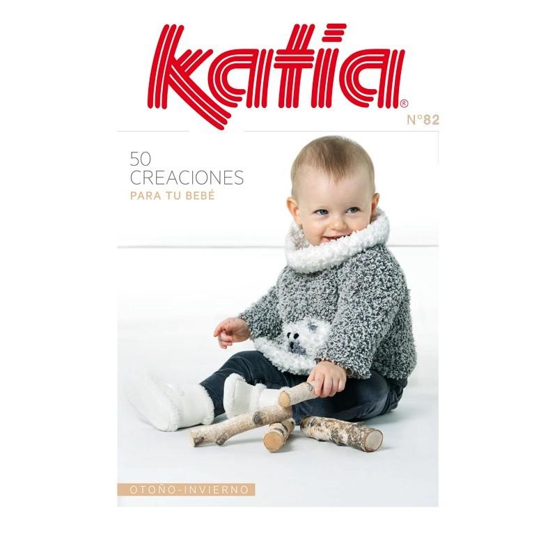 Katia Magazine Baby Nº 82 - 2017-2018