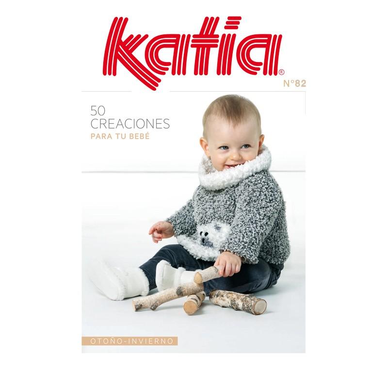 Revista Katia Bebé Nº 82 - 2017-2018 - Las Tijeras Mágicas