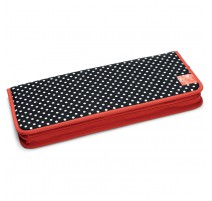 Prym Polka Dots Knitting Needles Case