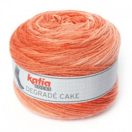 Katia Degrade Cake Socks
