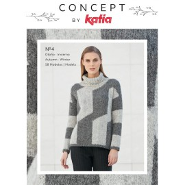 Revista Katia Mujer Concept Nº 4 - 2017-2018