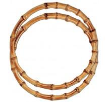 Asa madera redonda