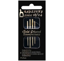 Pony Gold Tapestry Needles