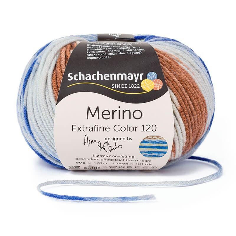 Schachenmayr Merino Extrafine Color 120