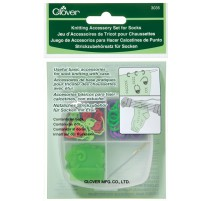 Clover Knitting Accesory Set for Socks