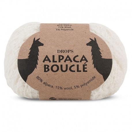 Drops Alpaca Boucle