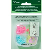 Clover Quick Locking Stitch Market Set