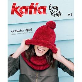 Katia Magazine Easy Knits Nº 6 - 2017-2018