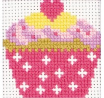 Anchor 1st Kit de Tapiceria - Cupcake