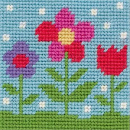 Anchor 1st Kit de Tapiceria - Flora