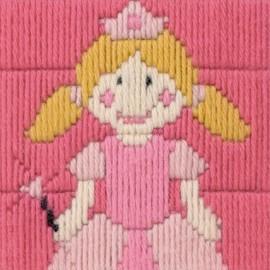 Anchor 1st Kit de Tapiceria - Princess