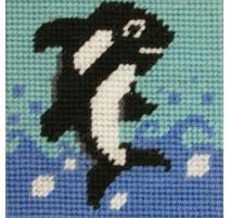 Anchor 1st Kit de Tapiceria - Orca Whale