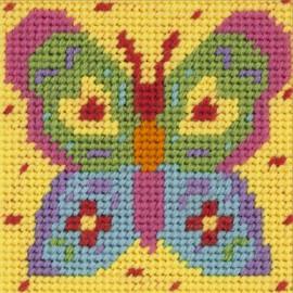 Anchor 1st Kit de Tapiceria - Butterfly