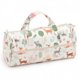 Knitting bag – Woodland