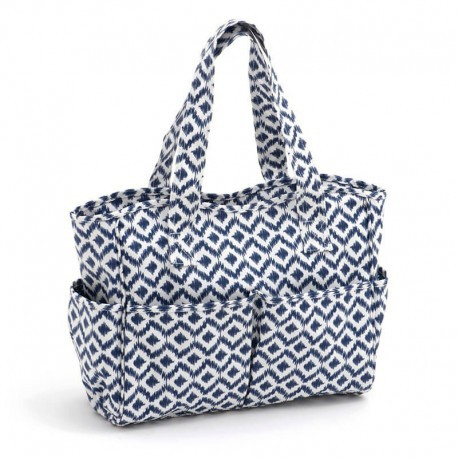 Bolsa de Labores de PVC - Scribble Diamond