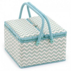 Double Lid Sewing Box -...