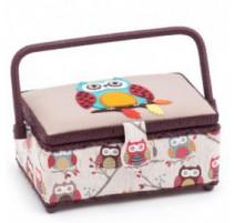 Sewing Box - Hoot