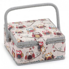 Small-Sized Sewing Box - Hoot