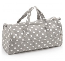 Bolsa de labores Polka Dot Grey