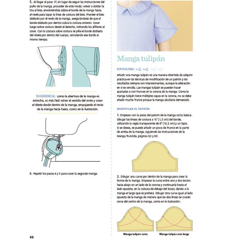 Diseño y confección de Vestidos de Niñas - Las Tijeras Mágicas