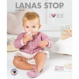 Revista Lanas Stop Canastilla Nº 1