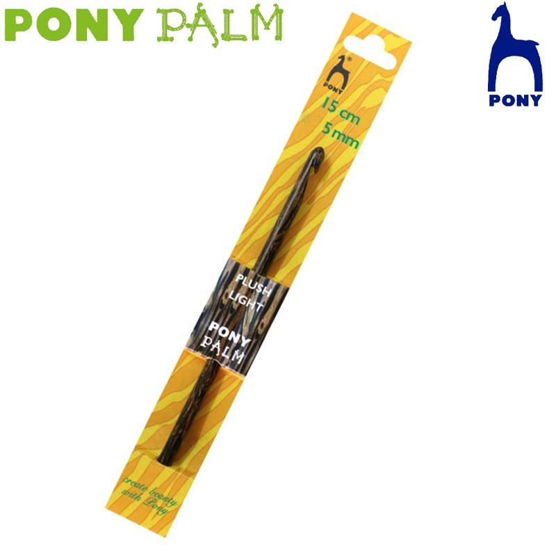 Ganchillos Palm - Pony