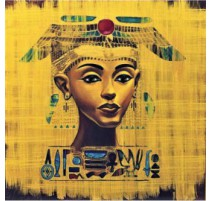 Kit Diamond Painting - Nefertari - Collection d'Art