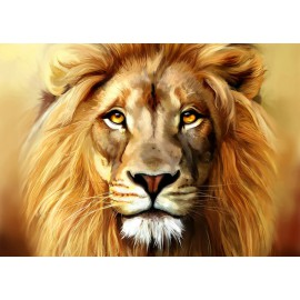Kit Diamond Painting - Leon - Collection d Art