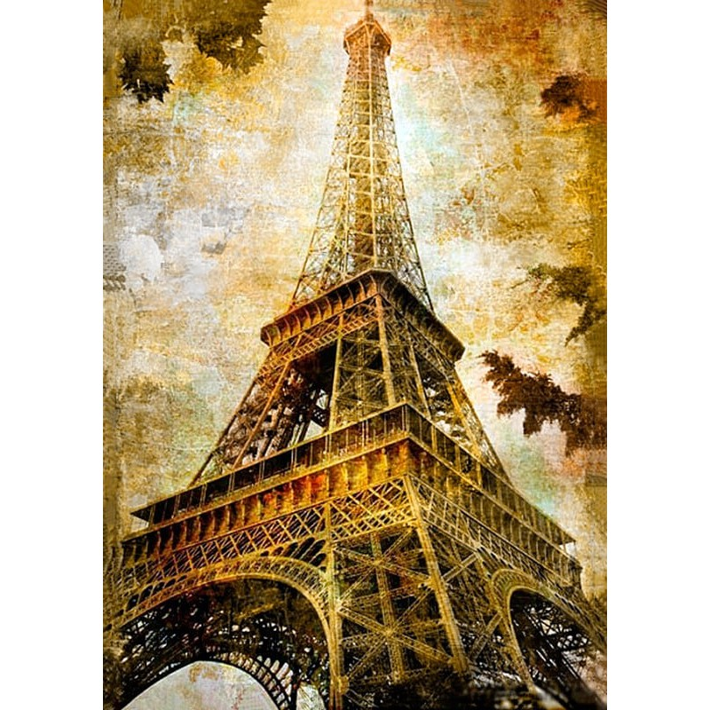 Kit Diamond Painting - Paris - Collection d Art