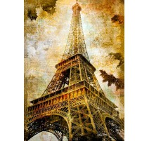 Kit Diamond Painting - Paris - Collection d'Art