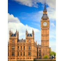 Kit Diamond Painting - Big Ben - Collection d'Art