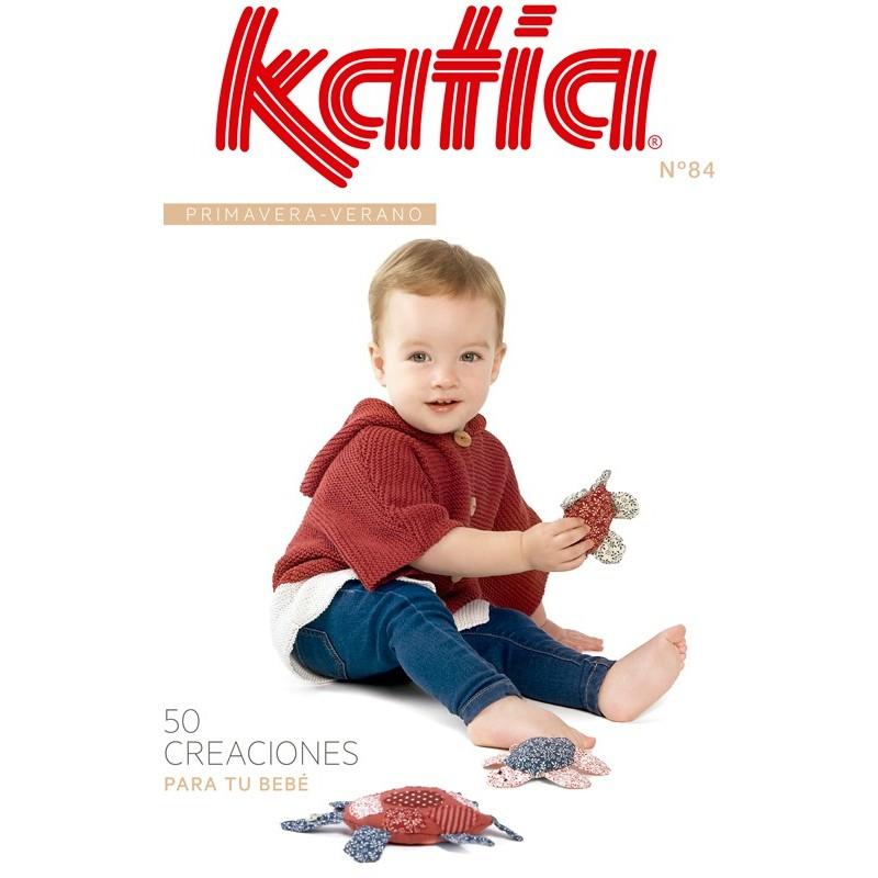 Revista Katia Bebé Nº 84 - 2018