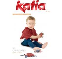 Katia Baby No 84 2018 Magazine