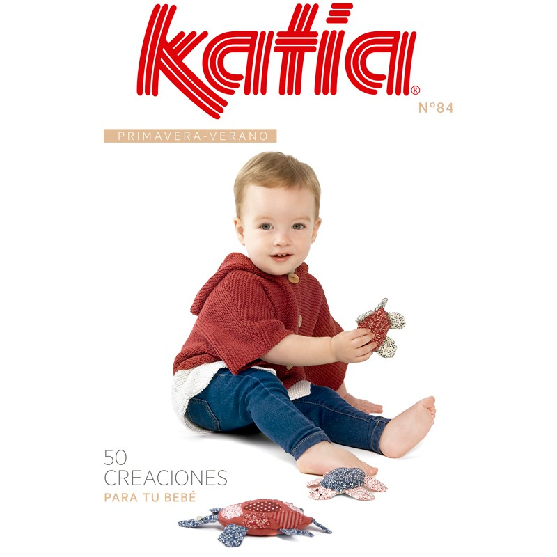 Revista Katia Bebé Nº 84 - 2018 - Las Tijeras Mágicas