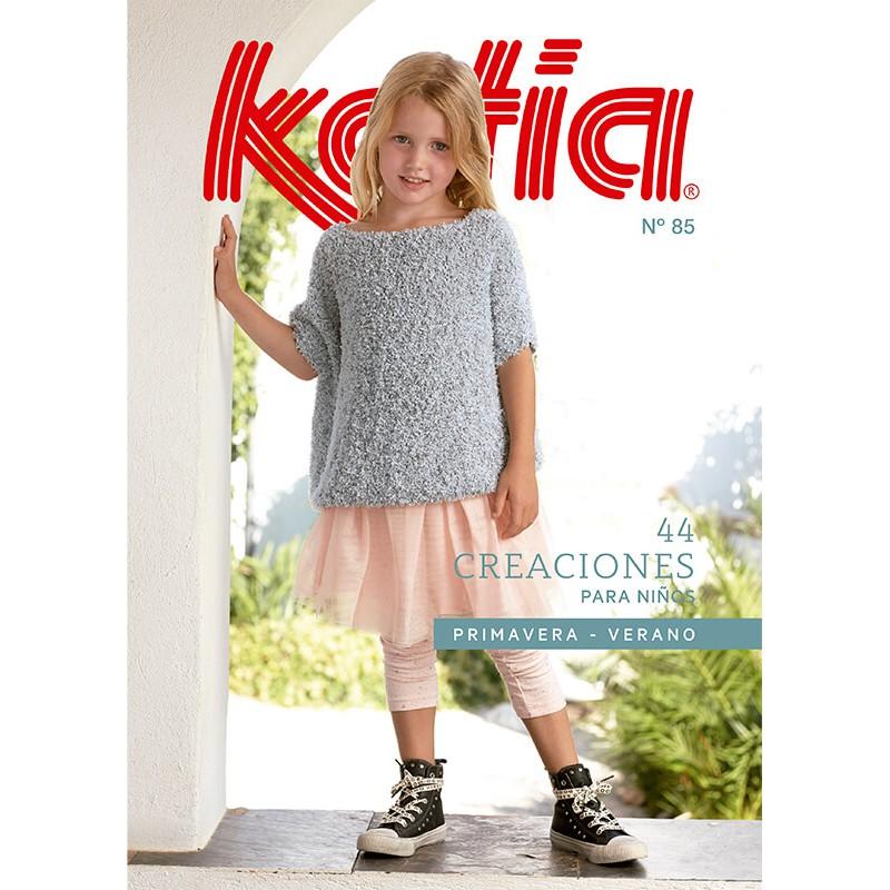 Revista Katia Niños Nº 85 - 2018 - Las Tijeras Mágicas