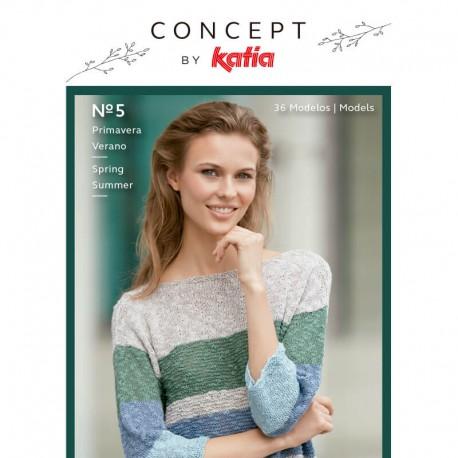 Revista Katia Concept Nº 5 - 2018