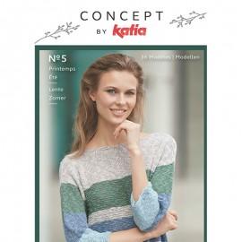 Katia Concept No 5 - 2018 Magazine