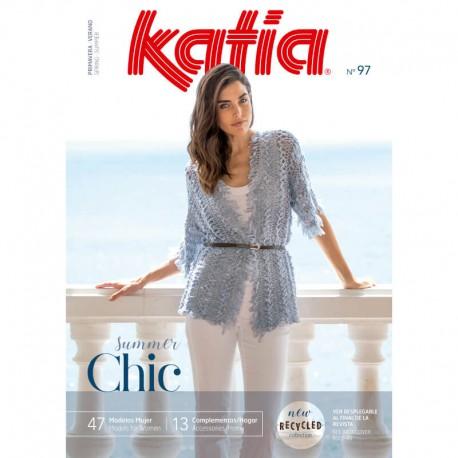 Revista Katia Mujer Chic Nº 97 - 2018