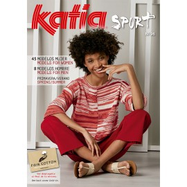 Katia Woman Sport No 96 - 2018 - Magazine