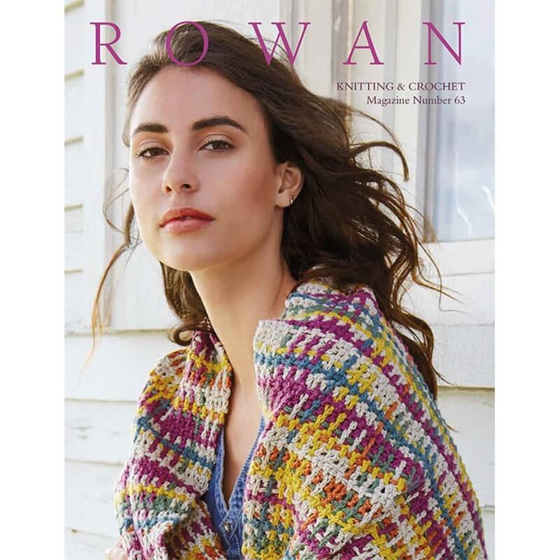 Rowan Nº 63 Knitting & Crochet