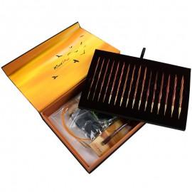 Set de Agujas Circulares Intercambiables - The Golden Light - KnitPro
