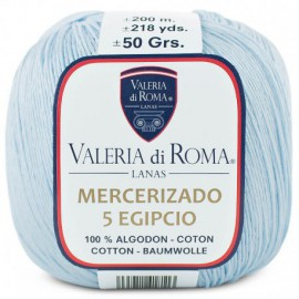 Valeria di Roma Mercerizado...
