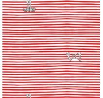 Tela Katia Sea Crabs Stripes